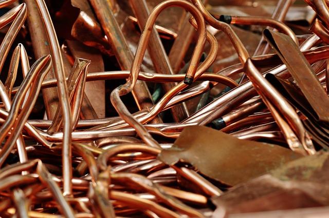 Altmetall Kupfer